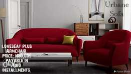 Urbane Sofa (Affordable, Quality and Sophisticated Sofas)