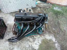 Ford 2L pinto motor and 4 speed box