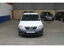 2013 Nissan NP200 1.6i with Aircon, full service history & low mileage
