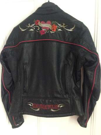 Ladies Harley Davidson Leather Jacket Richmond Hill - image 2
