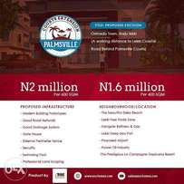 Plots of Land for Sale at Palmsville Courts Extension Ibeju Lekki