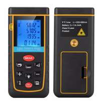 Digital Laser Tape Measure - 0.05 TO 100 Meter Range- G717