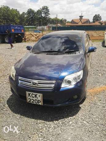 Quick sale fully Loaded Toyota Axio 2009 City Centre - image 3