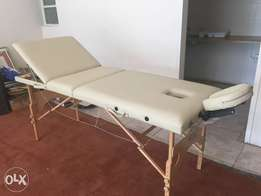 Mobi Spa Portable Wooden Bed