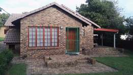 4 Bedroom Home available to rent in Buccleuch for R11500 - No deposit