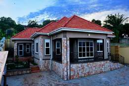 4 bedroom bungalow for sale in Kitende at 350m