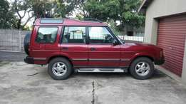 Land Rover discovery 1 v8 for sale