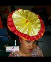 Avantgarde Gele Training - Creativity