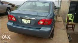 Registration Toyota corolla for sale