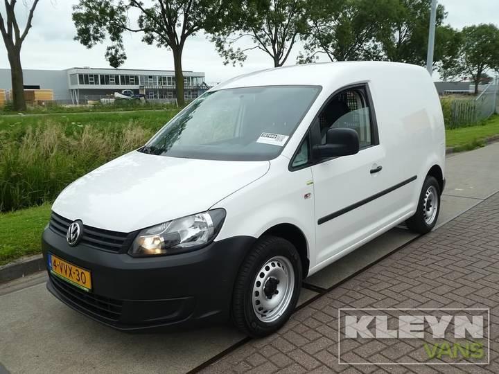 Volkswagen CADDY 2.0 ECOFUEL 4 ecofuel, 41 dkm.!, - 2012
