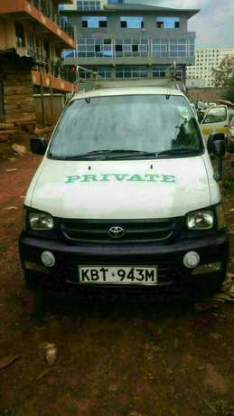 Toyota Townace Kisii Town - image 1