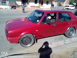 Citi golf 1.4I for sale in free state