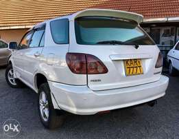 Toyota HARRIER | Auto/Tiptronic 2200cc | 4WD | Quick Sale | TRADE-IN
