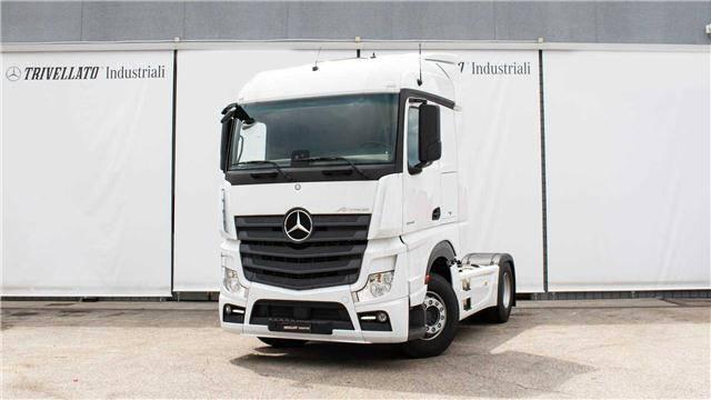 Mercedes-Benz Actros Trattori Flat
