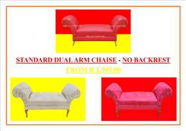 Brand New Relaxing Chaises With Dual Arms For Sale From R 1,949.00 !
