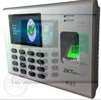 ZKteco K40 Biometric Attendance System and access control