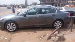 Very clean Tokunbo Honda Accord 2010 for sale (evil spirits)