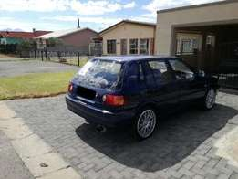 Toyota Tazz 1.6 5 Speed 2002 model R16,000 Cash