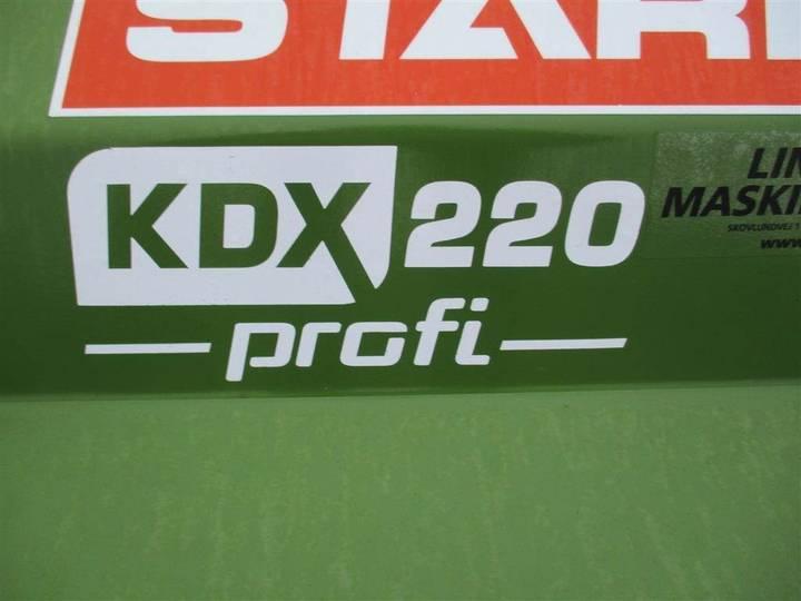 Stark Kdx Profi 220 Front & Bag Montering, Sideforskydel - 2019