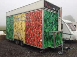 food trailer Fully Equipped Ready to start