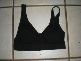 Pick 'n Pay black padded bra size S