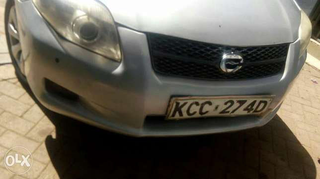 Toyota Fielder on quick sale! Kasarani - image 3