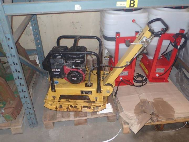 Plate Compactor 30