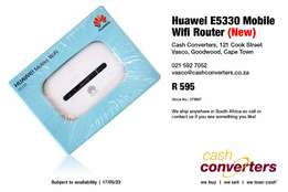 Huawei E5330 Mobile Wifi Router (New)