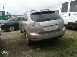 Direct tokunbo Lexus RX330 basic option.