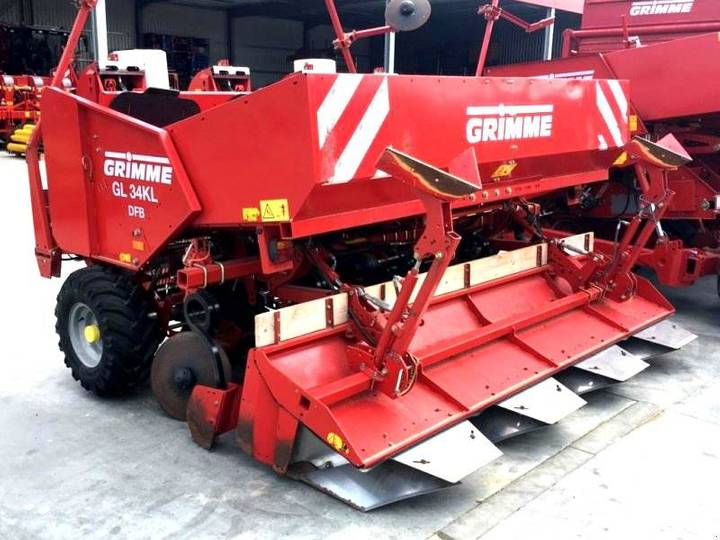 Grimme Gl - 2004