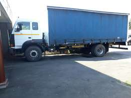 8 ton truck for hire - owner driver