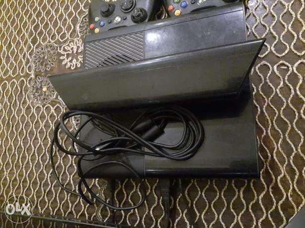 Xbox 360 with cinnect