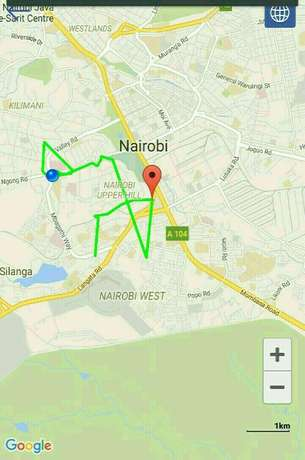 GPRS Car tracking,Accurate,precise,reliable ..One off payment. Hurlingham - image 8