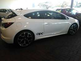 2013 Opel Astra OPC 2.0t