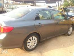 Toyota Corola available for a quick sale