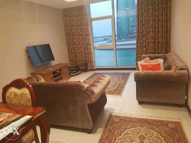 Stunning and Bright Furnished Apartment At Reef (Ref No:13REM)