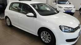 2011 Vw golf 1.6 tdi bluemotion