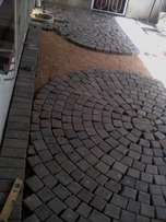 All ring paving
