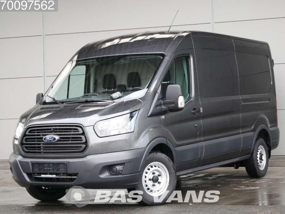 Ford Transit 2.0 TDCI 130PK Leder stuur Airco Cruise control L... - 2019