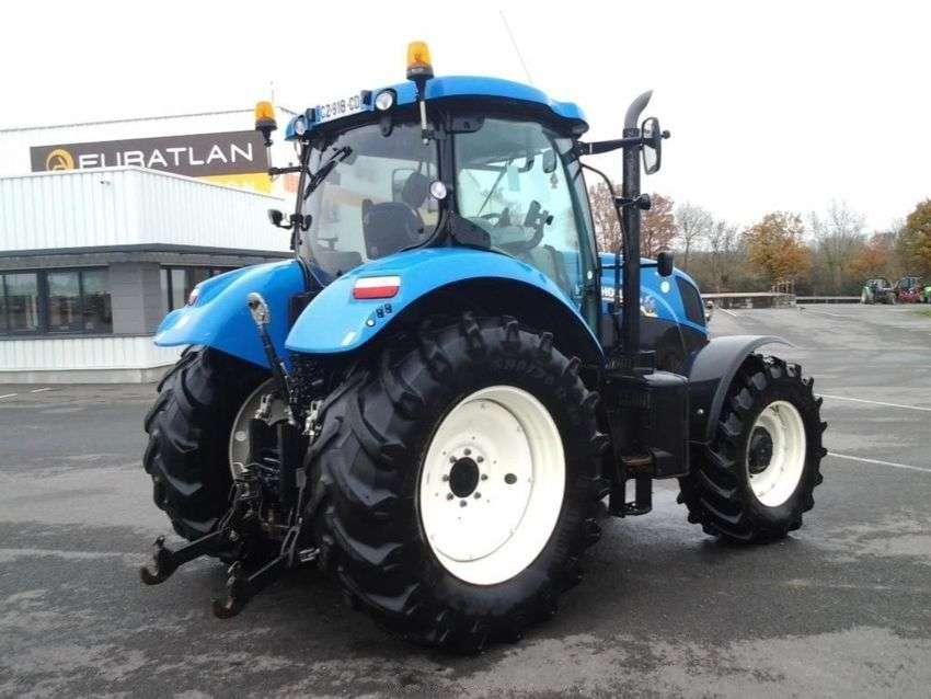 New Holland t7.170 autocommand - 2013 - image 9