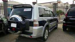 Excellent Mitsubishi Pajero Exceed with 45k km mileage