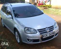 Golf Variant 2010 in Mint Condition