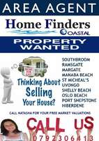 Property At The South Coast Wanted