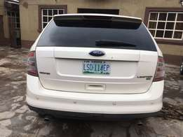 Super Clean 3 months Registered Direct 2008 Limited Ford Edge full opt