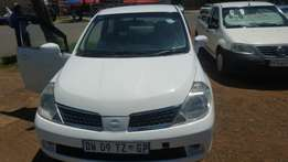 2007 Nissan tiida excellent condition