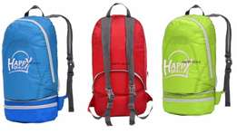 Brand New Back Pack (2 in 1) in Orange, Blue and Lime