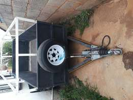 Strong reliable trailer