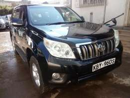 2010,Toyota Landcruiser Prado Quick sale,new shape.