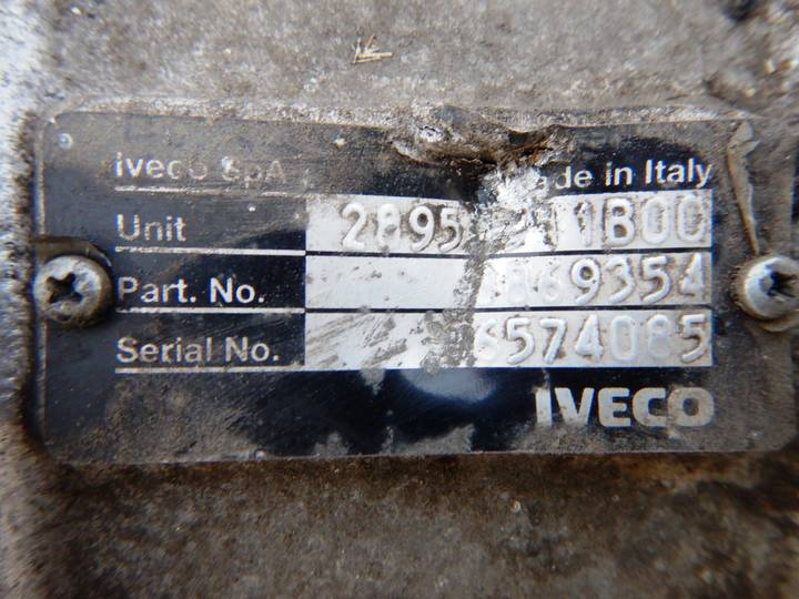 Iveco Cambio Manuale Tector Eurotech ed Eurocargo (Cod 0023) - image 3