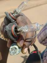 Head and Brake Lights Bulb Replacements